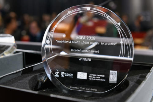 EGEA 2018 - D3 - Poster awards 1